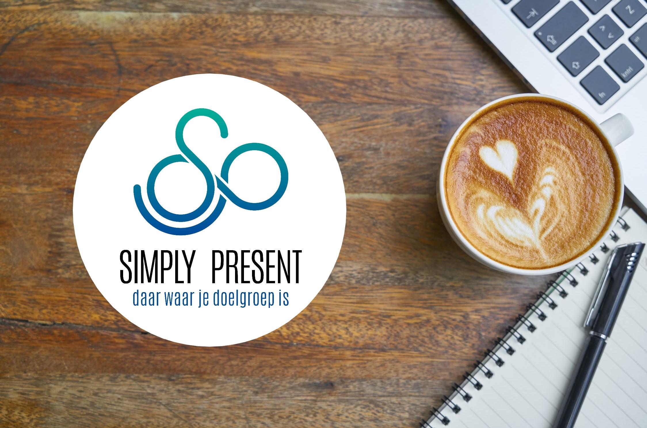 Simply Present begint… met koffie!